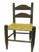 Kentucky Childs Chair, 19th Century